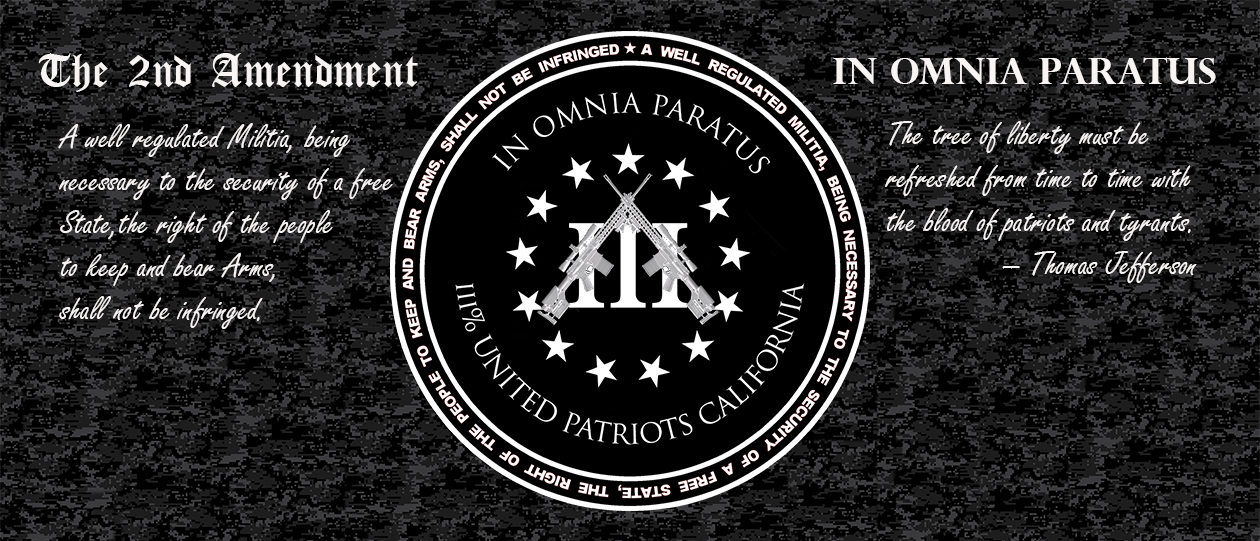 III United Patriots California